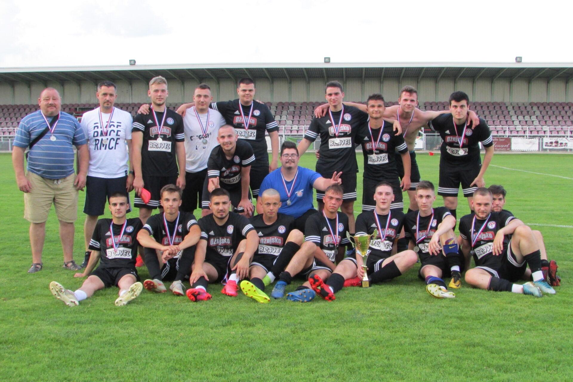 Finale Kupa Nogometnog središta Vrbovec